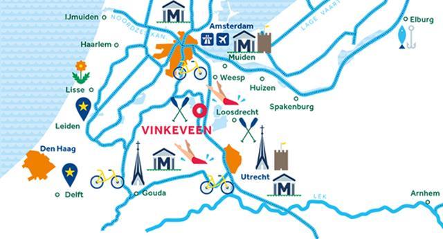 Vinkeveen-map