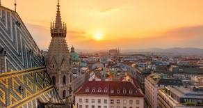 Prague, Vienna & Budapest